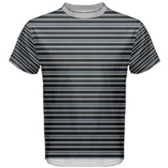 Striped Shirt Men s Cotton Tee
