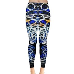 Officially Sexy Blue Panther Collection Leggings