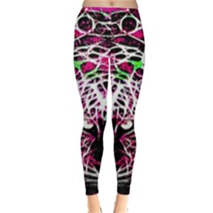 Officially Sexy Pink Panther Collection Winter Leggings