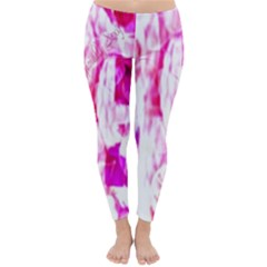 Officially Sexy Candy Collection Pink Winter Leggings