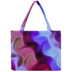 Rippling Satin Tiny Tote Bag