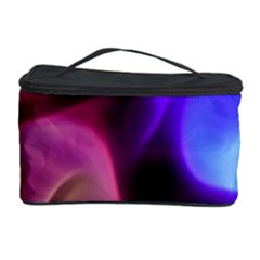 Rippling Satin Cosmetic Storage Case