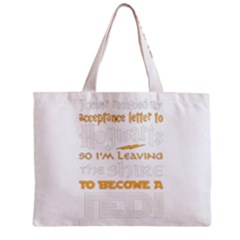 Howarts Letter Tiny Tote Bag