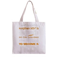 Howarts Letter Grocery Tote Bag
