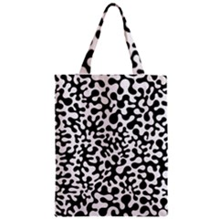Black and White Blots Classic Tote Bag