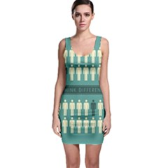Think Different Bodycon Dress
