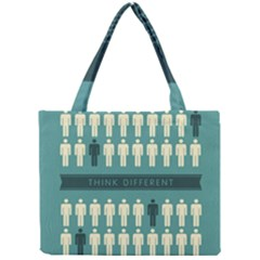 Think Different Tiny Tote Bag