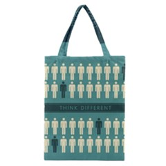 Think Different Classic Tote Bag