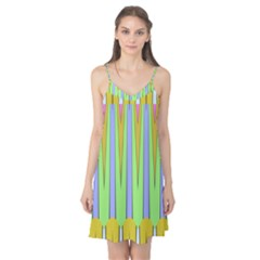 Spikes Camis Nightgown
