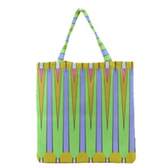 Spikes Grocery Tote Bag