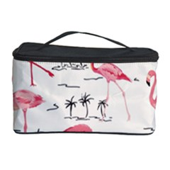 Flamingo Pattern Cosmetic Storage Cases