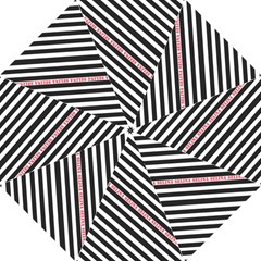 Selina Zebra Folding Umbrellas