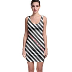 Selina Zebra Bodycon Dresses