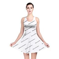 Bernie Hashtags Reversible Skater Dresses