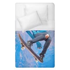 Skateboarding On Water Duvet Cover Single Side (single Size)
