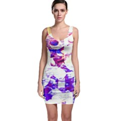 Officially Sexy Candy Collection Purple Sleeveless Bodycon Dress