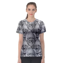 Bernie Head Women s Sport Mesh Tees