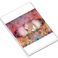 Cell Phone   Nature Forces Large Memo Pads