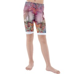 Cell Phone - Nature Forces Kid s swimwear