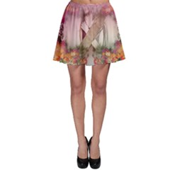 Cell Phone   Nature Forces Skater Skirts