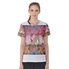 Cell Phone - Nature Forces Women s Cotton Tees
