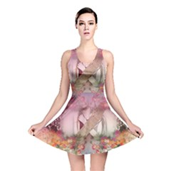 Cell Phone   Nature Forces Reversible Skater Dresses