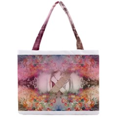 Cell Phone - Nature Forces Tiny Tote Bags