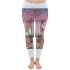 Cell Phone - Nature Forces Winter Leggings