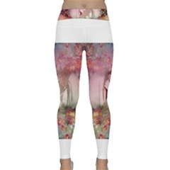Cell Phone - Nature Forces Yoga Leggings
