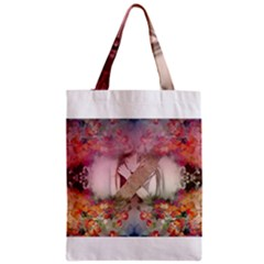 Cell Phone   Nature Forces Zipper Classic Tote Bags