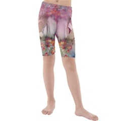Nature And Human Forces Cowcow Kid s Swimwear
