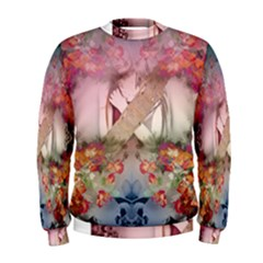 Nature And Human Forces Cowcow Men s Sweatshirts
