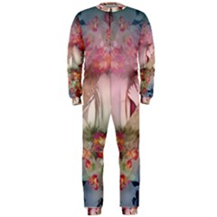 Nature And Human Forces Cowcow OnePiece Jumpsuit (Men)