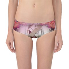 Nature And Human Forces Cowcow Classic Bikini Bottoms