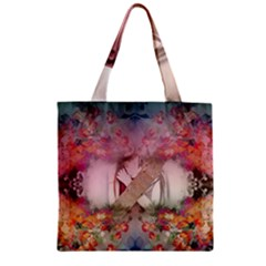 Casses Zipper Grocery Tote Bags