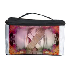 Nature And Human Forces Cosmetic Storage Cases