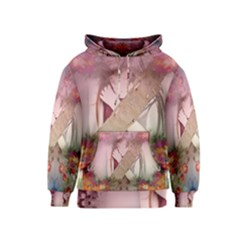 Nature And Human Forces Kid s Pullover Hoodies