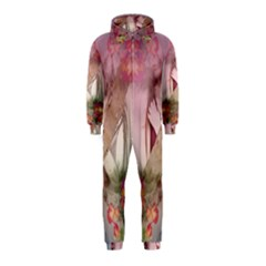 Nature And Human Forces Hooded Jumpsuit (kids)