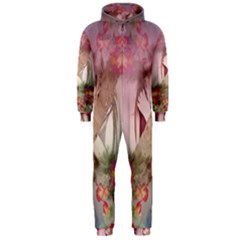 Nature And Human Forces Hooded Jumpsuit (Men)