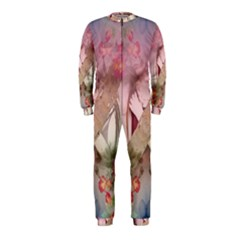 Nature And Human Forces OnePiece Jumpsuit (Kids)