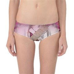 Nature And Human Forces Classic Bikini Bottoms