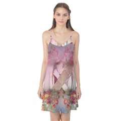 Nature And Human Forces Camis Nightgown