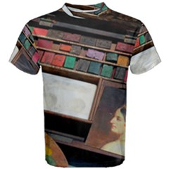 Al230714001 Men s Cotton Tee