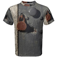 AL190414001 Men s Cotton Tee