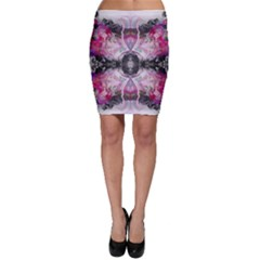 Nature Forces Abstract Bodycon Skirts