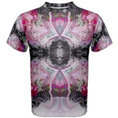 Nature Forces Abstract Men s Cotton Tees