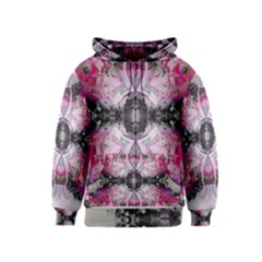 Nature Forces Abstract Kids Zipper Hoodies