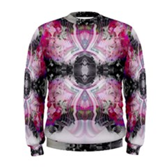 Nature forces Abstract Men s Sweatshirts