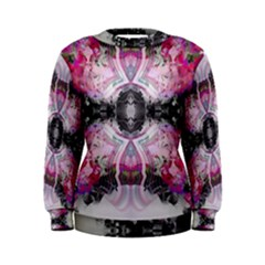 Nature forces Abstract Women s Sweatshirts