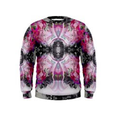 Nature Forces Abstract Boys  Sweatshirts